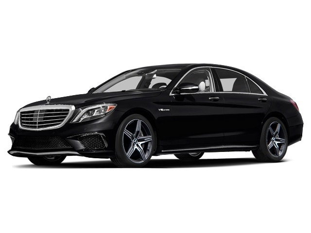 2017 Mercedes-Benz AMG S65 S63 4MATIC Sedan