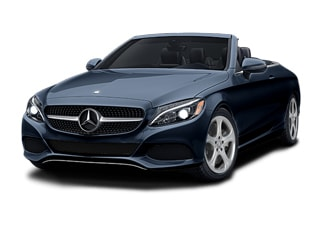 2017 Mercedes-Benz C-Class Cabriolet Selenite Gray Metallic