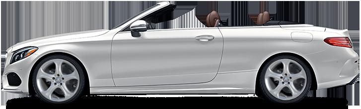 2017 Mercedes-Benz C-Class Cabriolet C 300