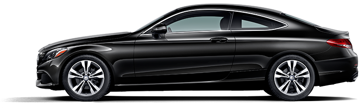 2017 Mercedes-Benz C-Class Coupe C300