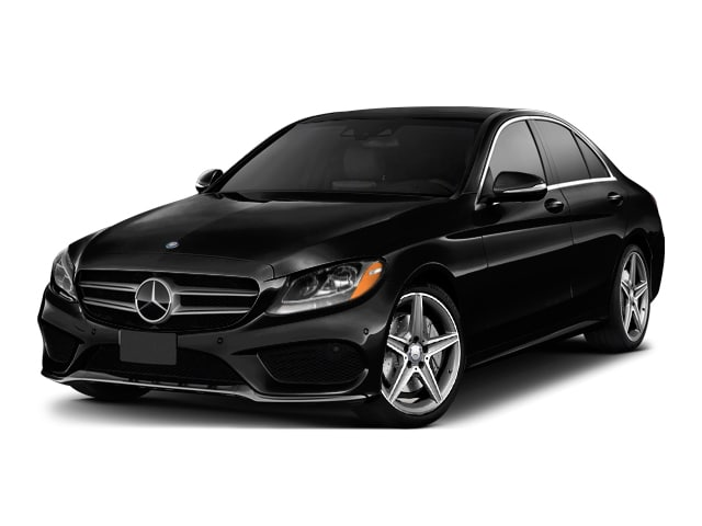 2017 Mercedes-Benz C-Class C300 Sport 4MATIC Sedan