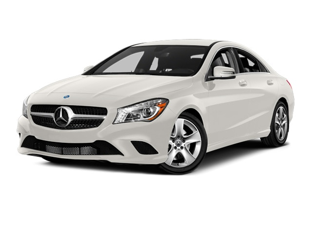 2017 Mercedes-Benz CLA250 Coupe