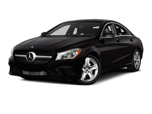 New 2017 Mercedes-Benz CLA Coupe in Belmont