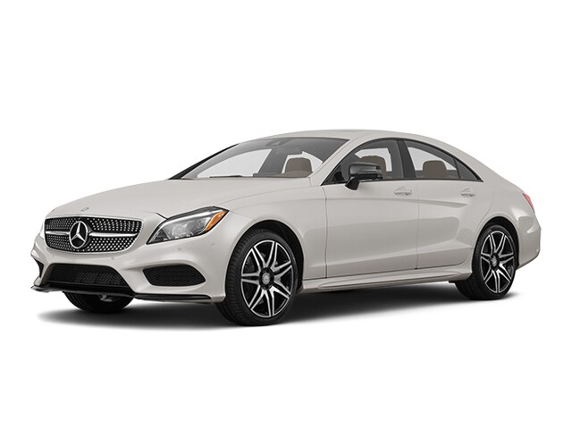 2017 Mercedes-Benz CLS550 Coupe