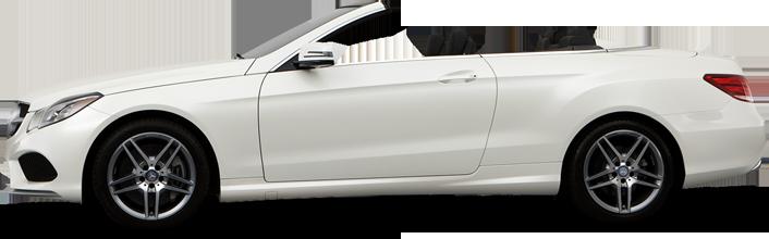 2017 Mercedes-Benz E-Class Cabriolet E550