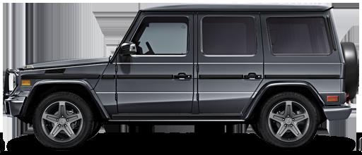2017 Mercedes-Benz G-Class SUV G 550 4MATIC