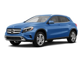 2017 Mercedes-Benz GLA 250 SUV South Seas Blue Metallic
