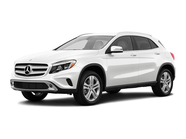 New 2017 Mercedes-Benz GLA 250 4MATIC SUV for sale in the Boston MA area