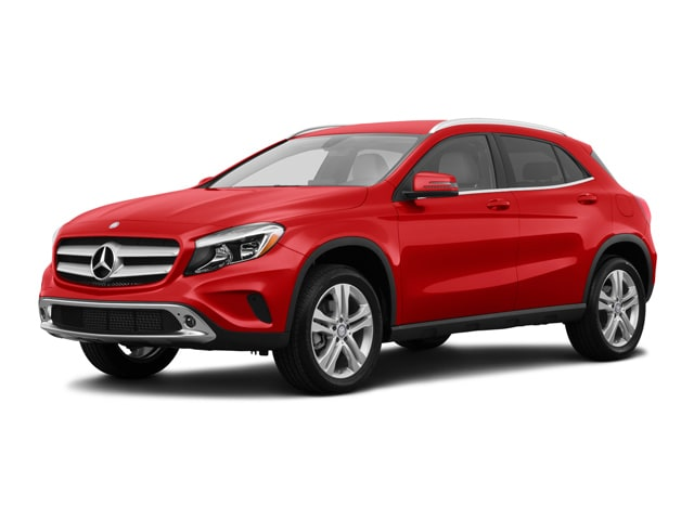 New 2017 Mercedes-Benz GLA 4MATIC SUV for sale in the Boston MA area