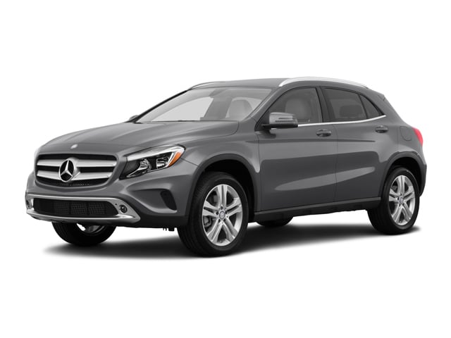 New 2017 Mercedes-Benz GLA250 4MATIC SUV for sale in the Boston MA area