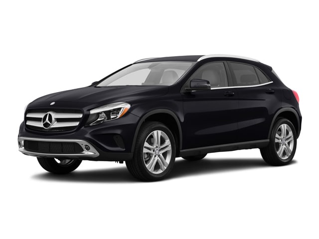 2017 Mercedes-Benz GLA 4MATIC SUV