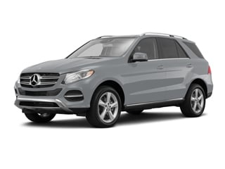 2017 Mercedes-Benz GLE 350 SUV Selenite Gray Metallic