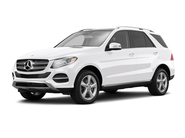 2017 Mercedes-Benz GLE 350 4MATIC SUV V-6 cyl