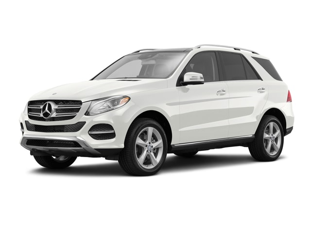New 2017 Mercedes-Benz GLE350 4MATIC SUV in Denver