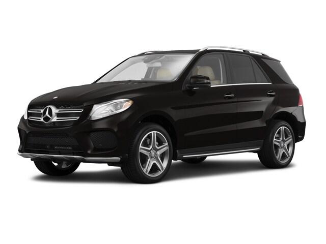 2017 Mercedes-Benz GLE400 SUV
