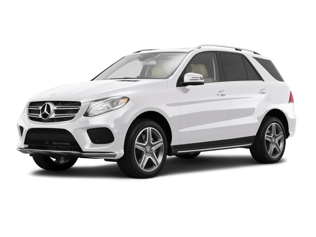 New 2017 Mercedes-Benz GLE400 4MATIC SUV in Belmont