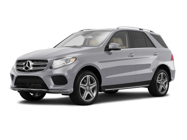 2017 Mercedes-Benz GLE GLE400 4MATIC SUV