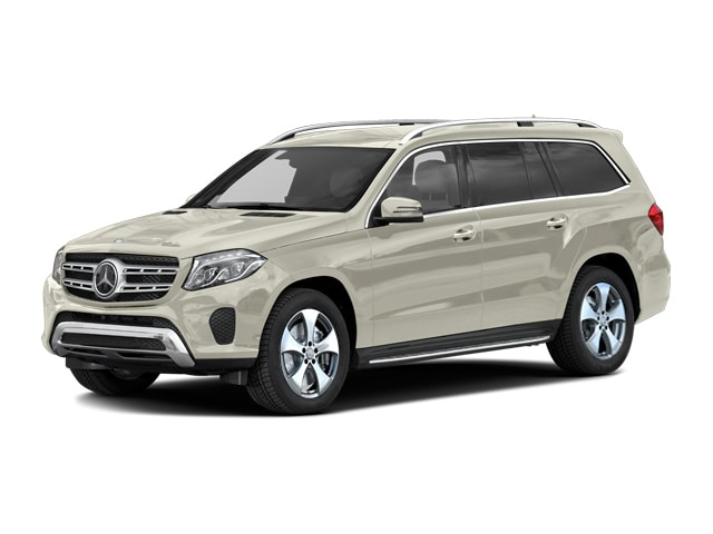 New 2017 Mercedes-Benz GLS 450 4MATIC SUV near Hampton