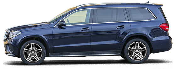 2017 Mercedes-Benz GLS 550 SUV 4MATIC