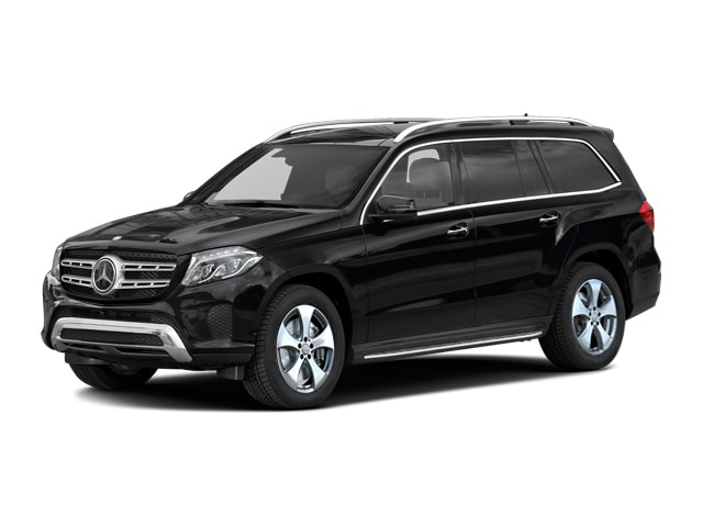 2017 Mercedes-Benz GLS450 4MATIC SUV