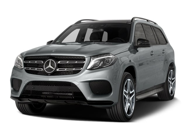 2017 Mercedes-Benz GLS GLS550 4MATIC SUV