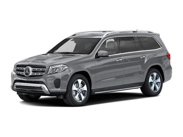 2017 Mercedes-Benz GLS GLS350d 4MATIC SUV