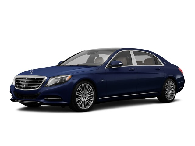 Learn about the 2017 mercedes benz maybach s 600 sedan in for Mercedes benz coconut creek service