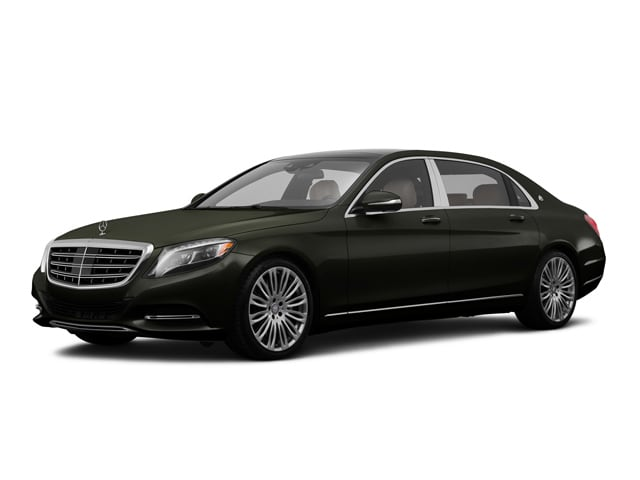 2017 Mercedes-Benz Maybach S550 Sedan