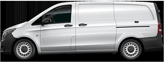 2017 Mercedes-Benz Metris Van Cargo