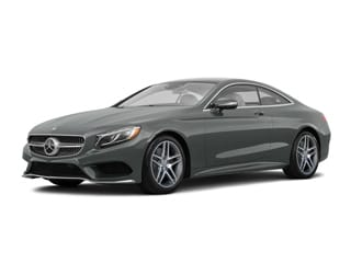 2017 Mercedes-Benz S-Class Coupe Selenite Gray Metallic