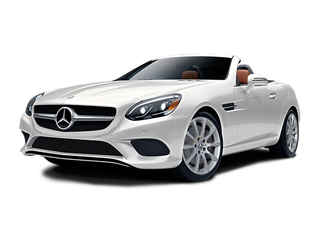 2017 Mercedes Benz Slc Convertible Showroom In Los Angeles