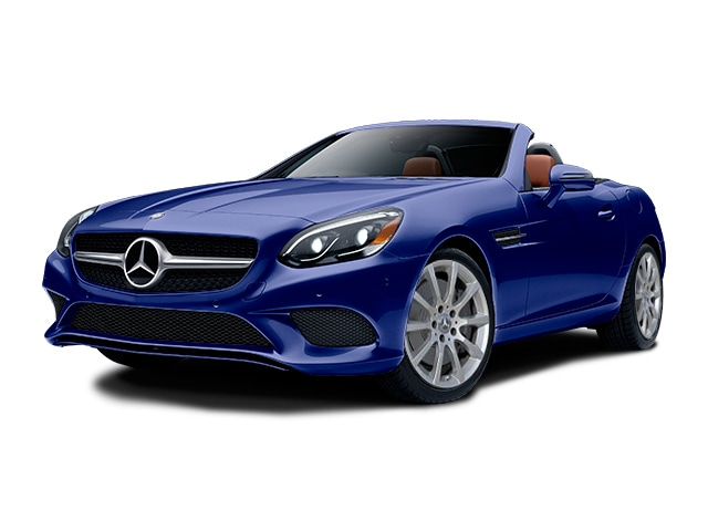 2017 Mercedes-Benz SLC SLC300 Convertible