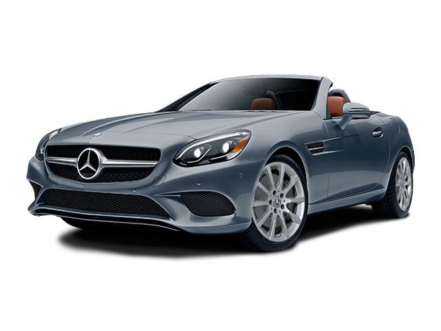 2017 Mercedes-Benz SLC300 SLC300 Roadster