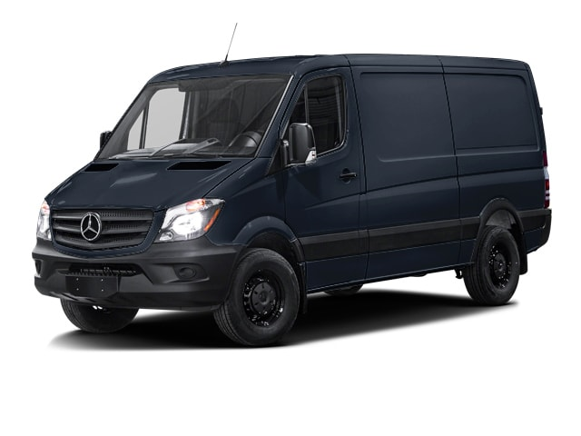 2017 mercedes benz sprinter 2500 van fredericksburg for Mercedes benz van