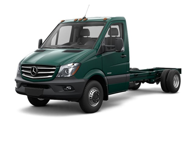 2017 Mercedes-Benz Sprinter 3500XD Chassis Truck