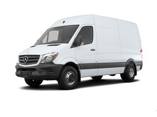 2017 Mercedes-Benz Sprinter 3500XD Van