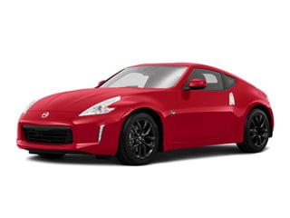 2017 Nissan 370Z Coupe Solid Red