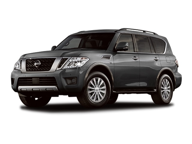 New 2017 Nissan Armada SV (A7) SUV for sale in San Antonio, TX.