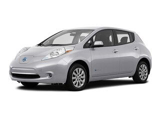 New 2017 Nissan LEAF S Hatchback for sale in Modesto, CA at Central Valley Nissan