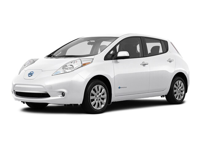 2017 Nissan Leaf S Hatchback Car