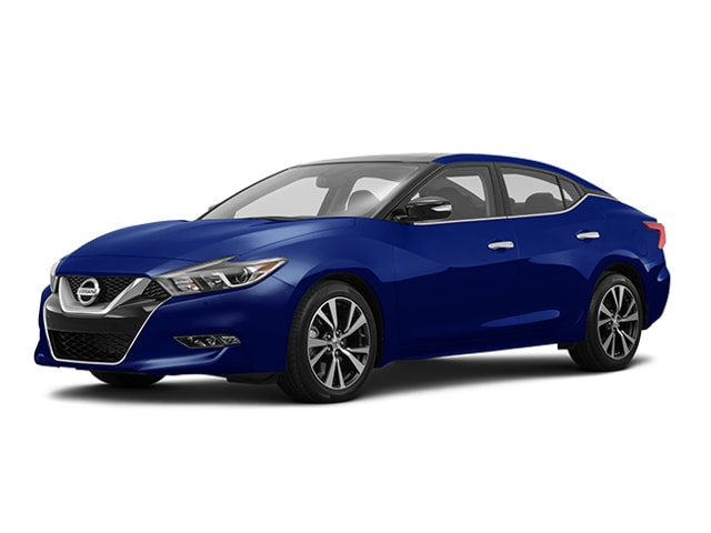 New 2017 Nissan Maxima S Sedan Glendale, California