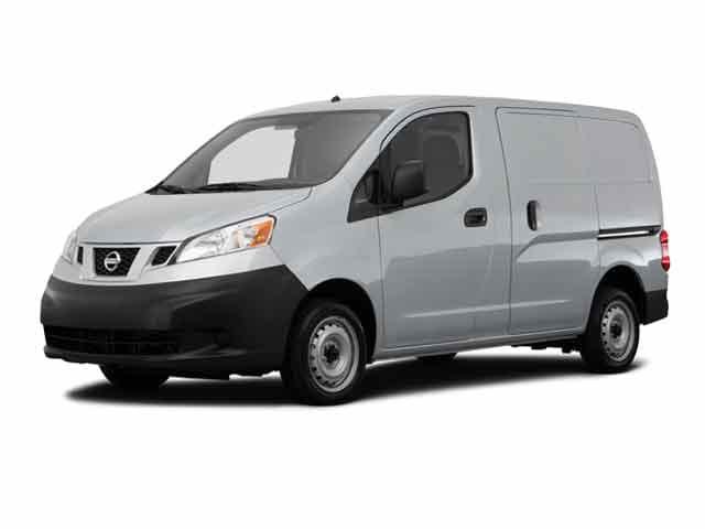 New 2017 Nissan NV200, $20276