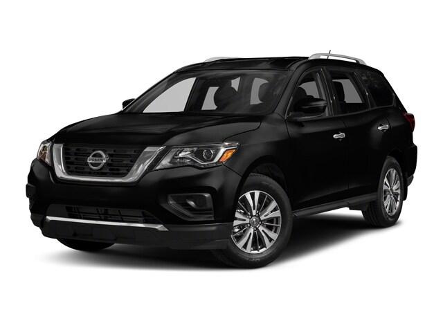 2017 Nissan Pathfinder Suv Kaneohe