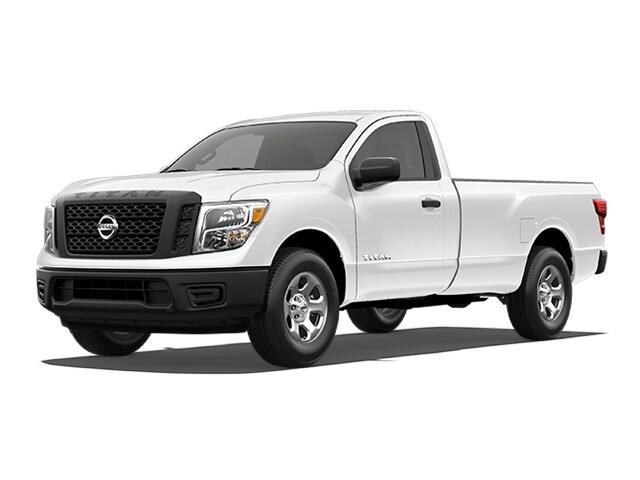 New 2017 Nissan Titan, $25353