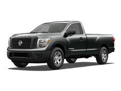 2017 Nissan Titan S Truck Single Cab