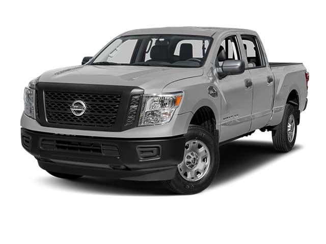 New 2017 Nissan Titan S Truck for sale in Waldorf, MD