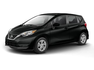 2017 Nissan Versa Note Hatchback Super Black