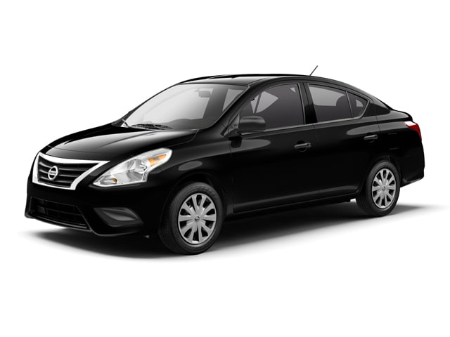 New 2017 Nissan Versa 1.6 S Sedan San Diego