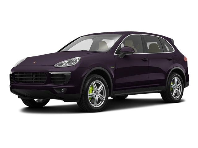 2017 porsche cayenne e hybrid suv atlanta. Black Bedroom Furniture Sets. Home Design Ideas