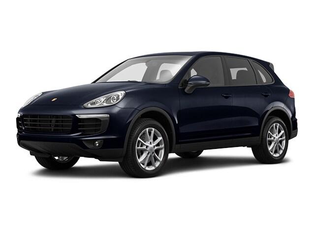 2017 Porsche Cayenne SUV Burlington, MA | Photos, Specs & Features